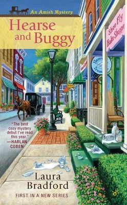 Hearse and Buggy, An Amish Mysteries Series, Volume 1   -     By: Laura Bradford