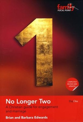 No Longer Two: A Christian Guide for Engagement and Marriage  -     By: Brian H. Edwards