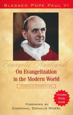 Evangelii Nuntiandi: On Evangelization in the Modern World  -     By: Pope Paul V1