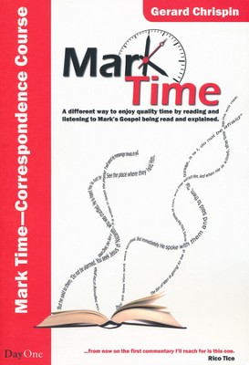 Mark Time! Correspondence course                                  -     By: Gerard Chrispin
