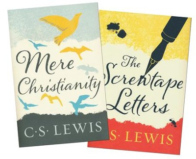 Mere Christianity & The Screwtape Letters, 2 Books  -     By: C.S. Lewis