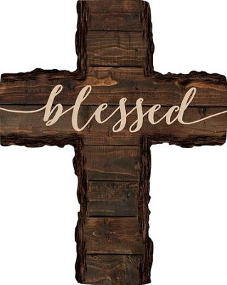 Blessed Wall Cross  -