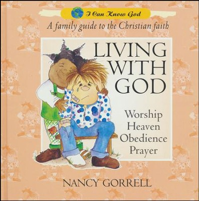 Living with God   -     By: Nancy Gorrell