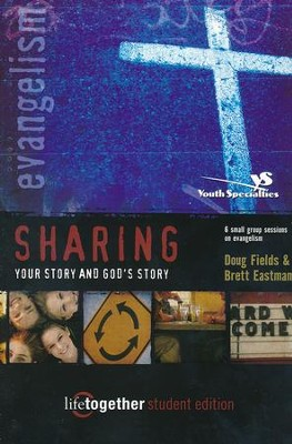 Sharing Your Story and God's Story Purpose Driven Life Series  -