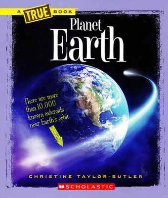 Planet Earth  -     By: Ann O. Squire