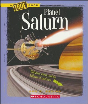 Planet Saturn  -     By: Ann O. Squire