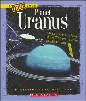 Planet Uranus  -     By: Christine Taylor-Butler
