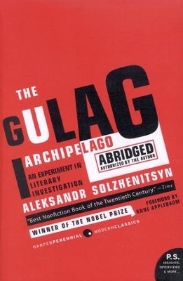 The Gulag Archipelago 1918-1956 Abridged  -     By: Aleksandr I. Solzhenitsyn