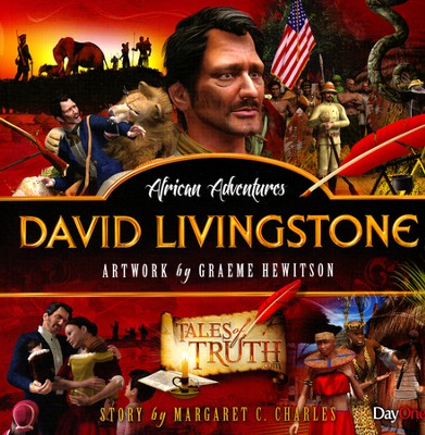 David Livingstone: African Adventures  -     By: Margaret Charles