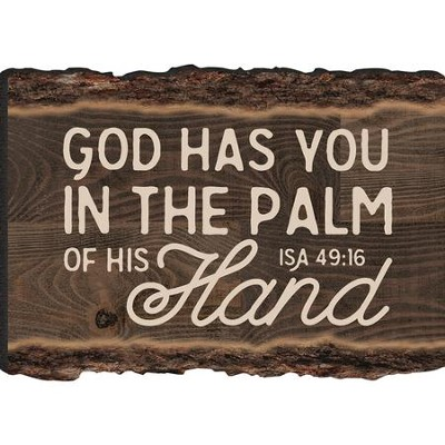 God Has You In the Palm Of His Hand Magnet  -