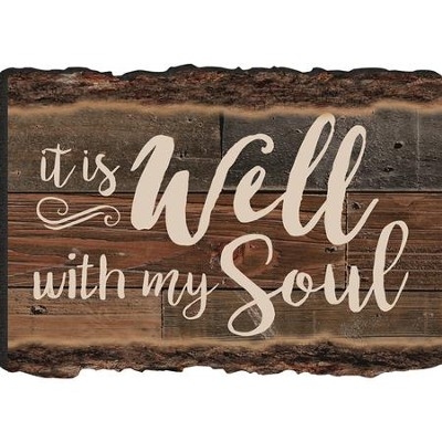 It Is Well With My Soul Magnet  -
