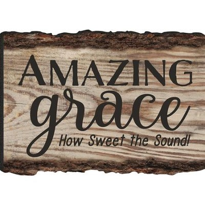 Amazing Grace Magnet  -
