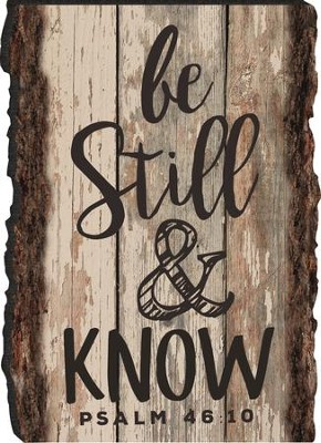 Be Still & Know Magnet  -