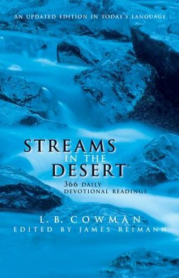 Streams in the Desert: 366 Daily Devotional Readings - eBook  -     Edited By: James Reimann     By: L.B. Cowman