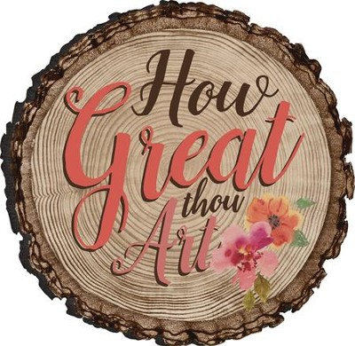 How Great Thou Art Magnet  -