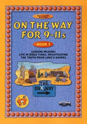 On The Way for 9-11s, Book 2   -     By: TNT Ministries