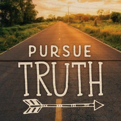 Pursue Truth Magnet  -