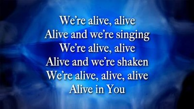 Alive - Lyric Video SD  [Music Download] -     By: Brother's McClurg
