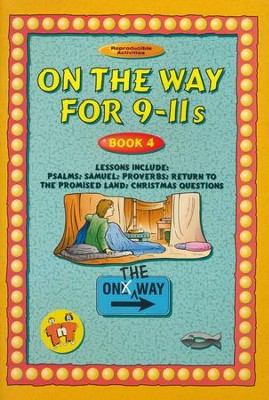 On The Way for 9-11s, Book 4   -     By: TNT Ministries
