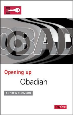 Opening Up Obadiah  -     By: Andrew Thomson