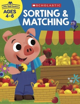 Little Skill Seekers: Sorting & Matching  -