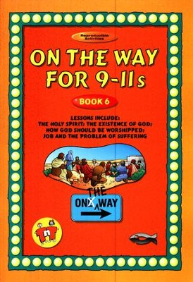 On The Way for 9-11s, Book 6   -     By: TNT Ministries