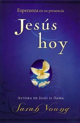 Jesús Hoy  (Jesus Today)  -     By: Sarah Young