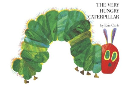 La oruga muy hambrienta: The Very Hungry Caterpillar  -     By: Eric Carle