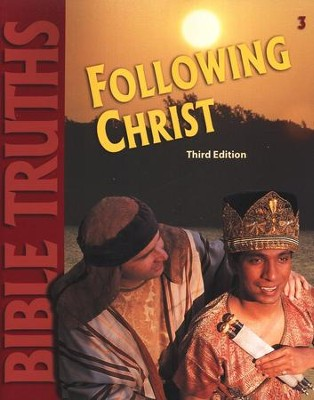 BJU Bible Truths Student Worktext Grade 3, Updated Version    -