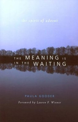 The Meaning is in the Waiting: The Spirit of Advent  -     By: Paula Gooder