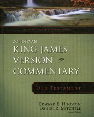 Zondervan King James Version Commentary-Set  -     By: Edward Hindson, Daniel Mitchell
