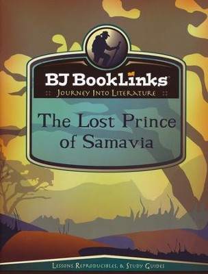 BJ Booklink: Lost Prince of Samavia  -