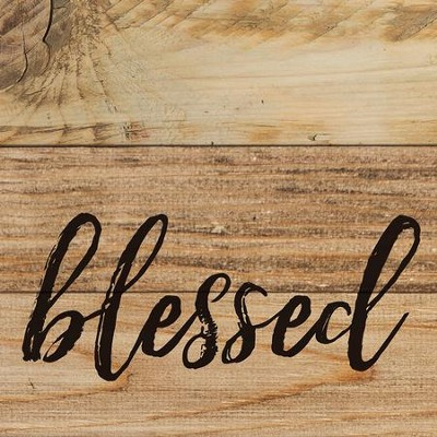 Blessed Coaster, Small  -