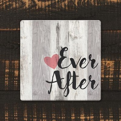 Ever After Coaster, Large  -