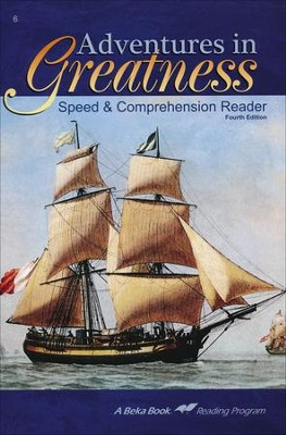 Abeka Reading Program: Adventures in Greatness   -