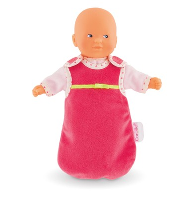 Good Night My Mini Calin, Baby Doll, Pink  -