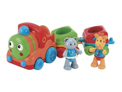 Toybox Musical Animal Train  -