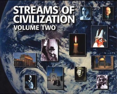 Streams of Civilization, Volume 2, Grade 10    -     By: Garry J. Moes