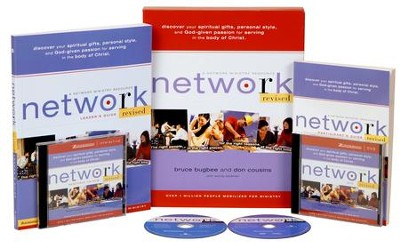 Network, Revised, DVD Curriculum       -     By: Bruce Bugbee, Bill Hybels