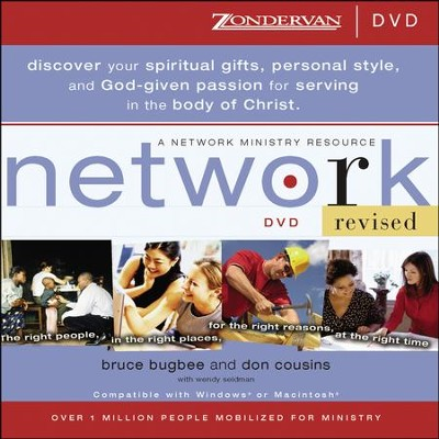 Network, Revised PowerPoint CD-ROM   -     By: Bruce Bugbee, Don Cousins, Bill Hybels