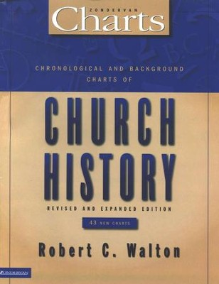 Chronological and Background Charts of Church History  -     By: Robert C. Walton