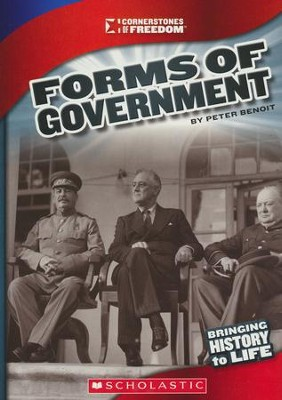 Forms of Government  -     By: Peter Benoit