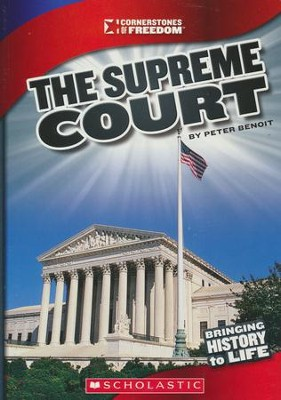 The Supreme Court  -     By: Peter Benoit