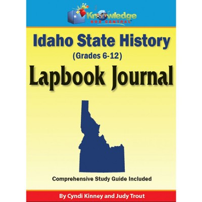 Idaho State History Lapbook (Assembled Edition)  -     By: Cyndi Kinney, Judy Trout