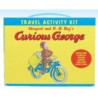 Curious George Travel Activity Kit  -     By: H.A. Rey