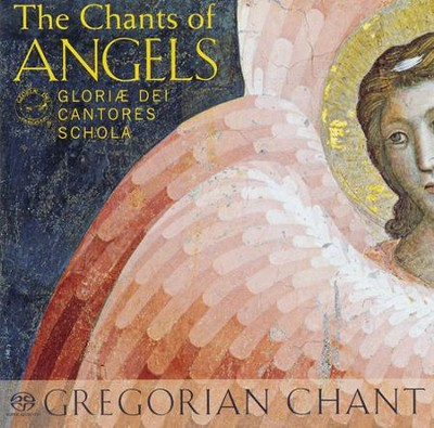 The Chants of Angels: Gregorian Chant  -     By: Gloriae Dei Cantores Schola