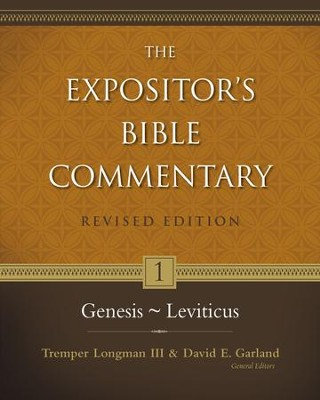 Genesis-Leviticus / New edition - eBook  -     Edited By: Tremper Longman III, David E. Garland     By: John H. Sailhamer, Walter C. Kaiser, Jr. & Richard S. Hess