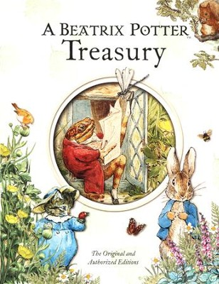 A Beatrix Potter Treasury  -     By: Beatrix Potter