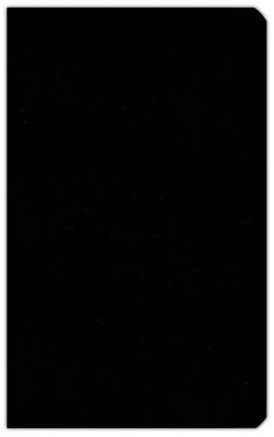 CEB Reference Bible - Black EcoLeather (bonded leather)   -
