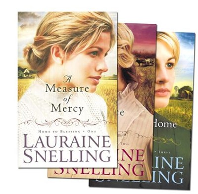 Home to Blessing Series, Volumes 1-3  -     By: Lauraine Snelling